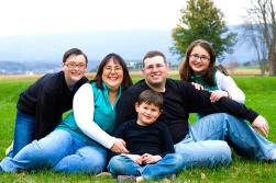 Jon & Dawnell | Family Session -3