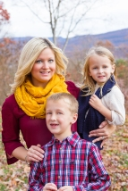 Josh & Chessie | Family Session -20