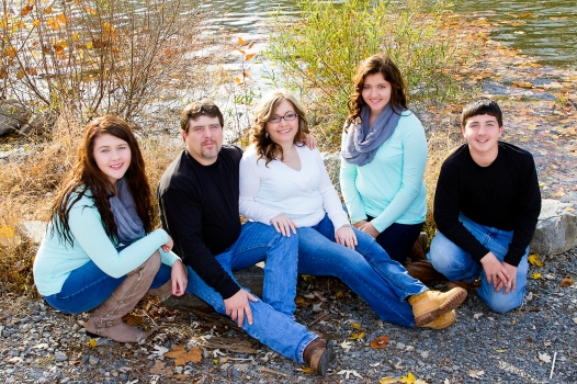 Tabitha & Charlie | Family Session -2